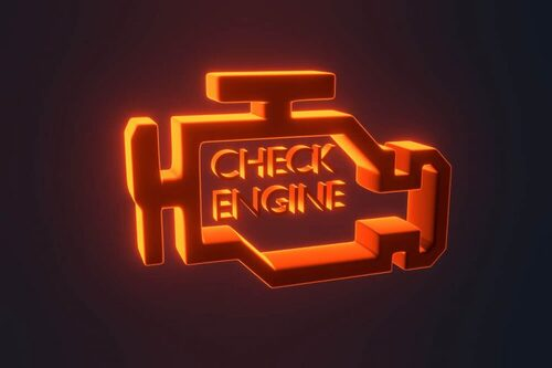 Why Did My Check Engine Light Come On?